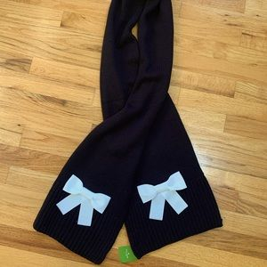 ♠️Kate spade scarf with bows